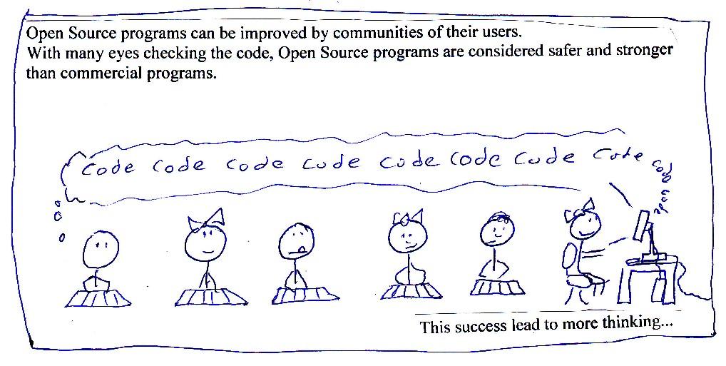 Open Source panel draft